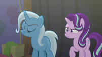 Starlight confused by Trixie's words S6E6