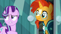 Starlight struggling to find her voice S6E1