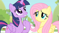Twilight 'I just wish there was another way...' S4E07