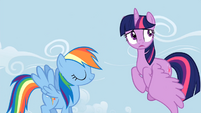 Twilight Sparkle --How did you...-- S04E21