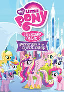180px-''Adventures In The Crystal Empire '' Region 1 DVD Cover