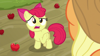 "Apple Bloom ""yesterday you said"" S9E10"
