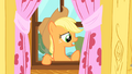 Applejack thinking of something to say S1E18.png