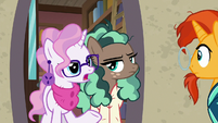 Bookstore Pony 1 mentions Preservation Society S8E8