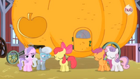 CMC, Diamond Tiara, and Silver Spoon S3E4