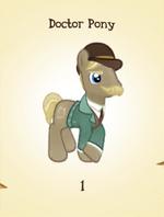 Doctor Pony MLP Gameloft