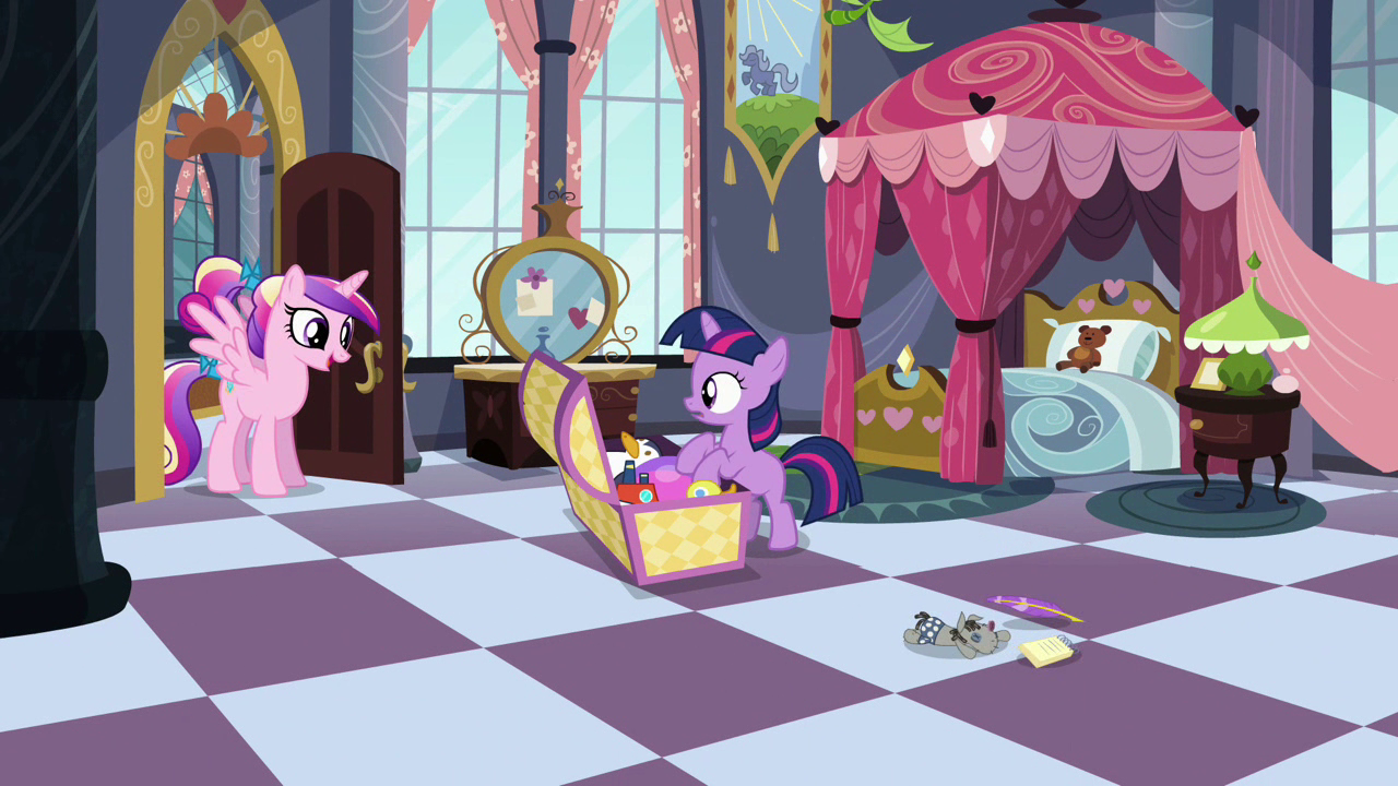 Filly Twilight S Room S02e25 Png