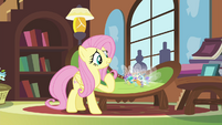 """Fluttershy """"strong enough to face the breeze"""" S4E16.png"""