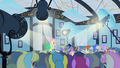 Fluttershy on the catwalk S1E20.png