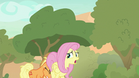 Fluttershy still trying to explain S8E23