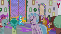 "Gallus ""our teachers would make us stay"" S8E16"