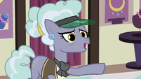 "Jeweler Pony ""why in Equestria would"" S7E2"