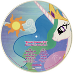Magical Friendship Tour Celestia Variant side A