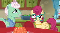Mrs. Shy 'have lunch with your father and me' S6E11