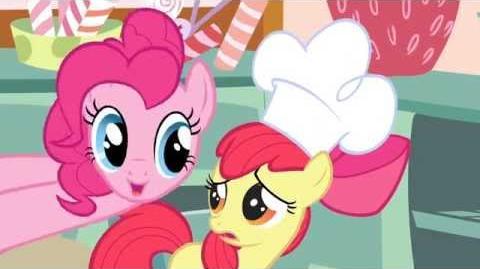 My Little Pony Friendship is Magic - Cupcakes Polish Version