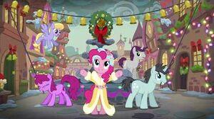 Pinkie's Present - Hebrew