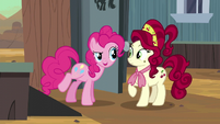 Pinkie -You look amazing!- S5E11