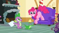 Pinkie Pie Smile S3E11