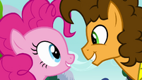 Pinkie Pie and Cheese -that is me and you- S4E12