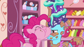 Pinkie Pie eating a chunk of the cake S6E6.png