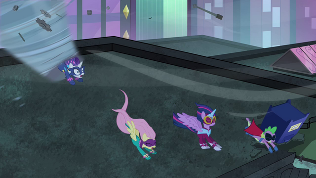 File:Power Ponies sucked into tornado S4E06.png