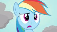 Rainbow Dash heh S3E13