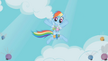 Rainbow Dash parasprite bikini S1E10.png