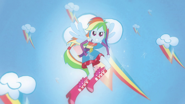 "File:Rainbow Dash transforms ""loyalty"" EG.png"