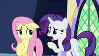 "Rarity ""my friendship quilting class"" S8E15"