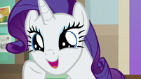 Rarity -the sewing machines I ordered- S8E16