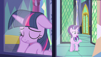 "Starlight Glimmer ""I just left Rarity"" S7E14"