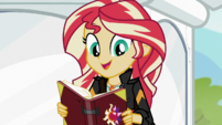 Sunset Shimmer -stay for a few more days- EGS3