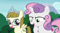 "Sweetie Belle ""I think I cracked this one"" S7E6"