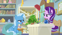 """Trixie """"you're not going to give the job"""" S9E20"""