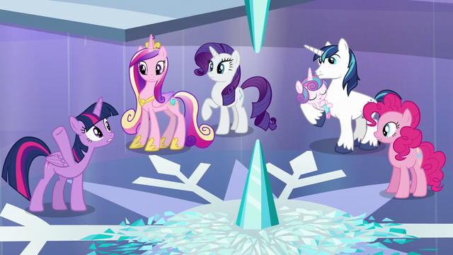 "File:Twilight ""The crystal library is enormous!"" S6E2.png"