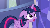 "Twilight ""it's still not funny!"" S5E22"