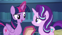 Twilight --our trip to the Crystal Empire-- S6E1