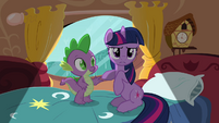 Twilight -you're right, Spike- S03E13