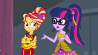 Twilight Sparkle -they're excellent dancers- EGS1