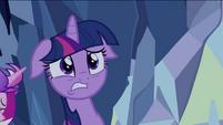 Twilight scared face S2E26