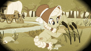 Young Granny Smith the seed gatherer S02E12