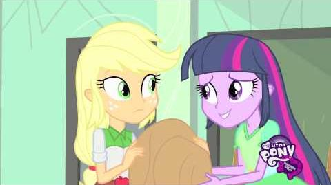 A Friend for Life MLPEG (Music Video) - My Little Pony Equestria Girls™