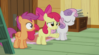 "Apple Bloom ""actually, yeah"" S5E18"