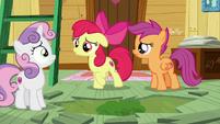 Apple Bloom --So...-- S6E4