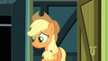 Applejack 'It's not like it's the harvest day parade' S3E4.png
