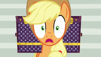 Applejack in stark surprise S5E16