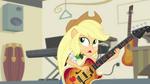 Applejack singing