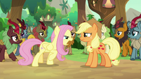"Fluttershy ""how can you be sure"" S8E23"