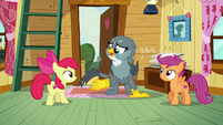 Gabby --helping Zecora with potions-- S6E19