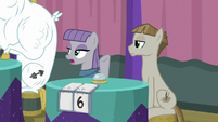 "Maud Pie answers ""the Ghastly Gorge"" S9E16"